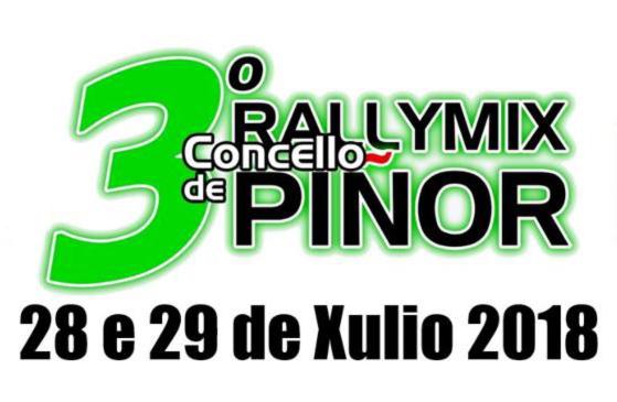 3º Rallymix de Piñor 2018