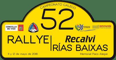 52 Rally Recalvi Rias Baixas 2018