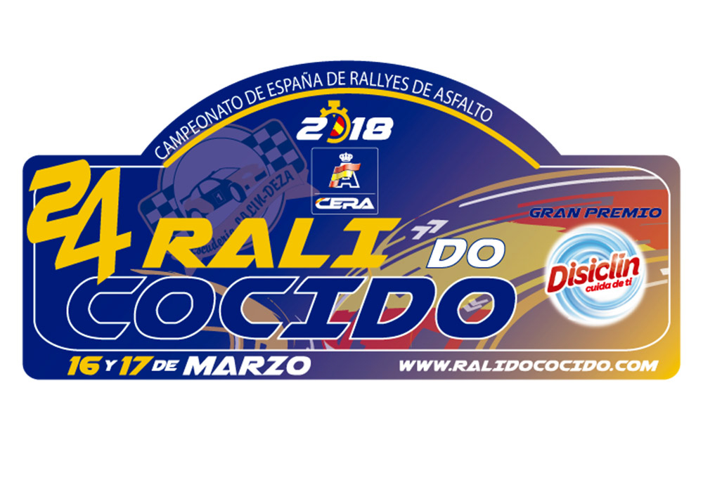 XXIV Rally do Cocido 2018