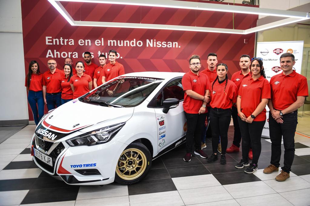 Entregadas las primeras unidades del nuevo Nissan Micra de la Copa