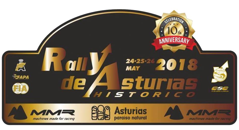 90 equipos participarán en el 10º Rally de Asturias Histórico