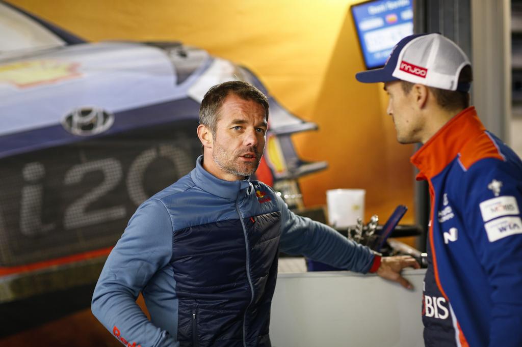 Dani Sordo y Sébastien Loeb confirmados por Hyundai para el WRC 2019