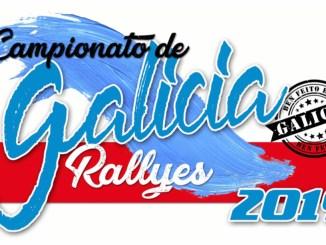 Placa Campeonato Gallego Rallys 2019