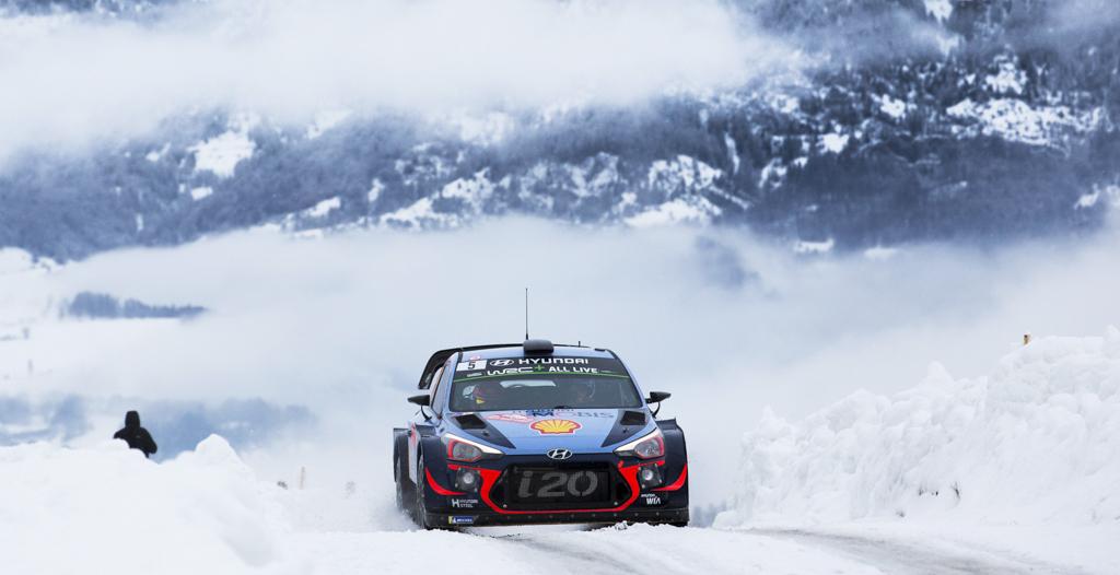Hyundai Motorsport: Previo Rally de Montecarlo