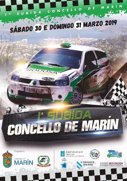Cartel I Subida a Martín 2019
