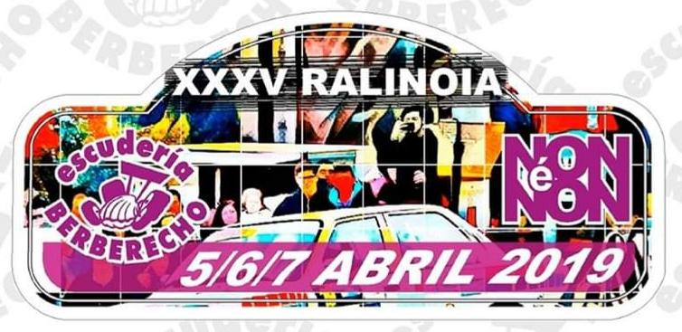 XXXV Rally de Noia 2019