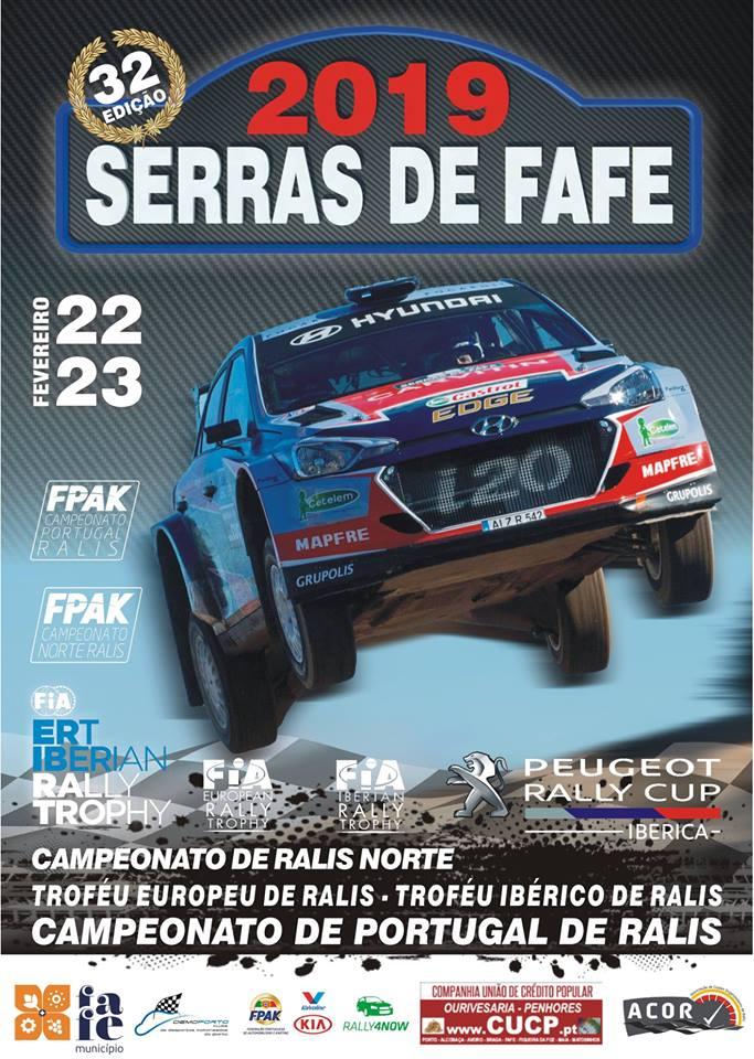 32º Rallye Serras de Fafe 2019