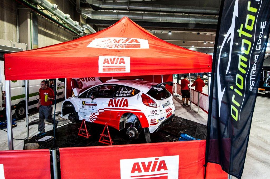 Avia Rally Team Rally Tierras Altas de Lorca 02