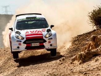 Avia Rally Team Rally Tierras Altas de Lorca
