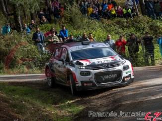 Victor Senra Rally de Noia 2019