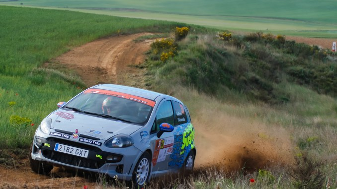 Agustín Álvaro - Rally Circuito Navarra 2019