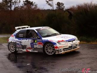 Manuel Senra - Rally de Noia 2019