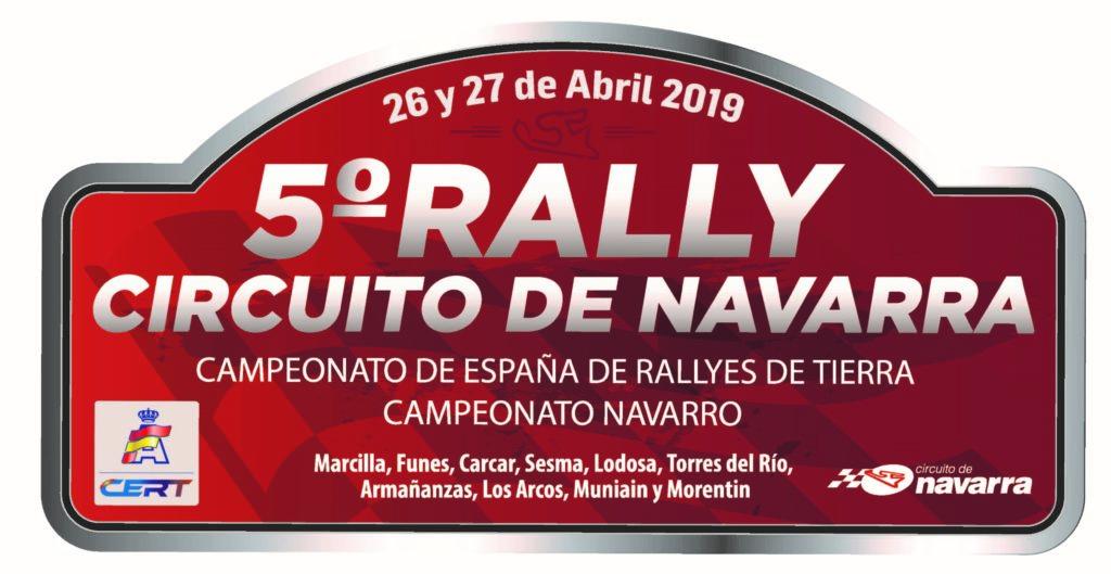 V Rally Circuito de Navarra 2019