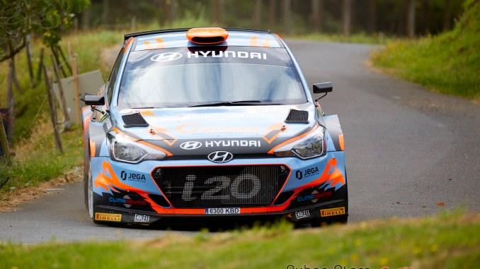 Ivan Ares en el Rally de Ferrol 2019 - 01