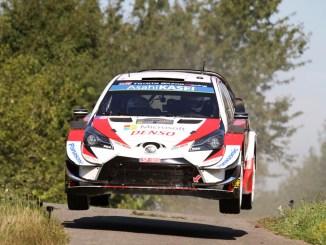 Galeria Rally de Alemania WRC - Martin Graña