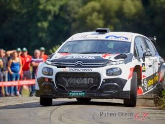 Victor Senra vence en el 27 Rally do Botafumeiro 2019