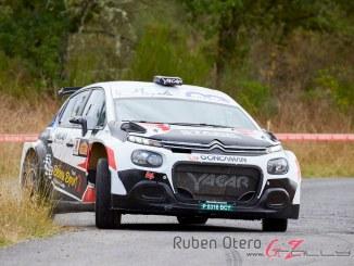 Victor Senra Campeon Gallego de Rallyes 2019
