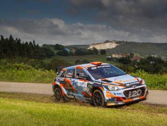 Ivan Ares previo Rally Vila de Llanes 2019