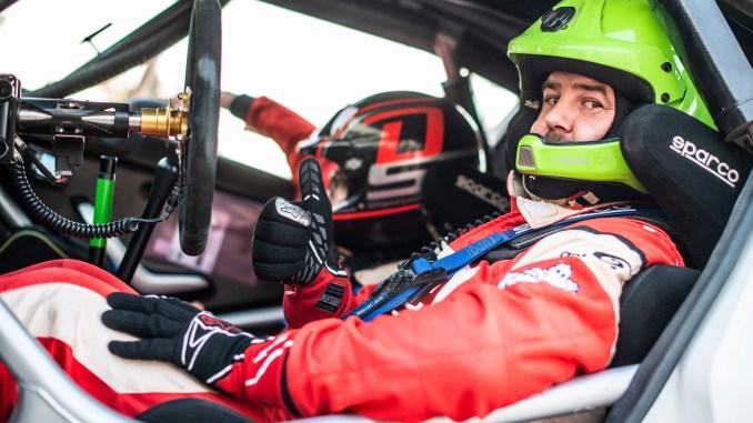 Gorka Eizmendi en el Rally de Granada 2019 - 01