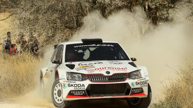 Javier Pardo Subcampeon de España de Rallyes de Tierra
