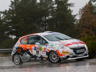Santi Garcia - Post Rallye Madrid