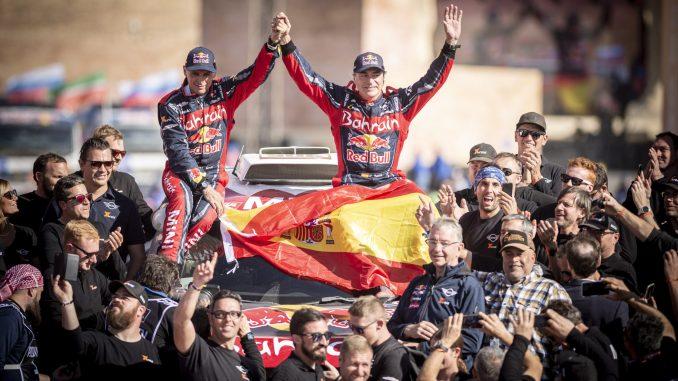 Final Rally Dakar Carlos Sainz 02