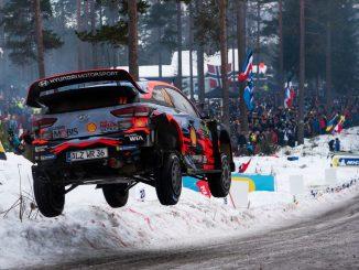 Previo Hyundai Rally de Suecia 2020