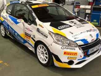 Perez Miron en el Rally de A Coruña 2020 - 01
