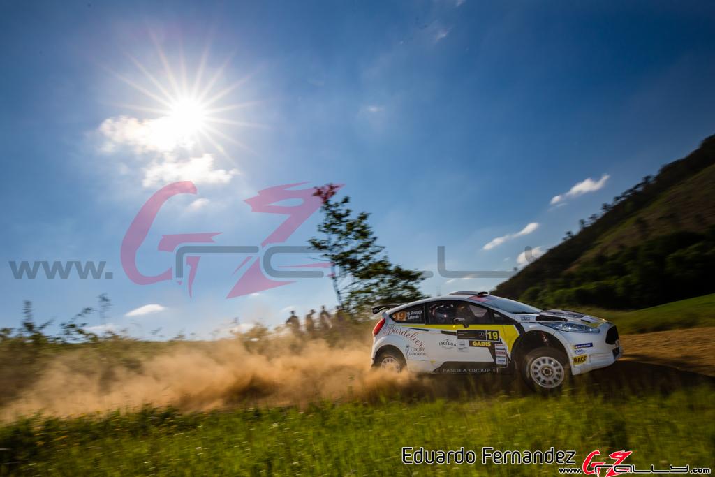 Rally Terra da Auga 2019 - Eduardo Fernandez