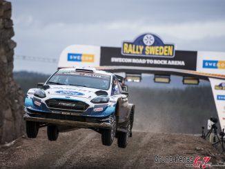 Rally Suecia WRC 2020 - Bruno Penas