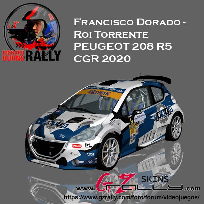 FRANCISCO DORADO - ROI TORRENTE