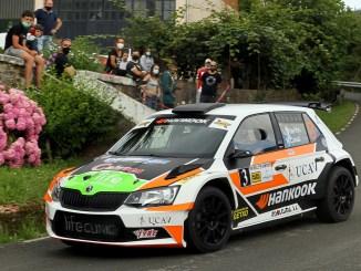 Previa Luis Vilariño en el Rally de Ourense 2020