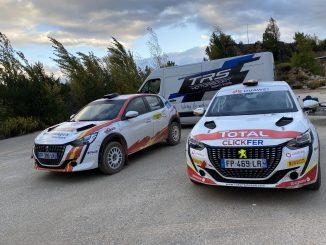 Previo Rally Terra da Auga 2020 equipo TRS Racing Team