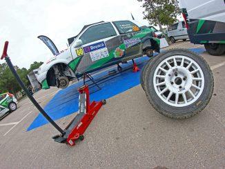 Copa 2RM en el Rally Terra da Auga 01