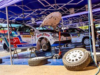 Copa 2RM previo rally isla de los volcanes