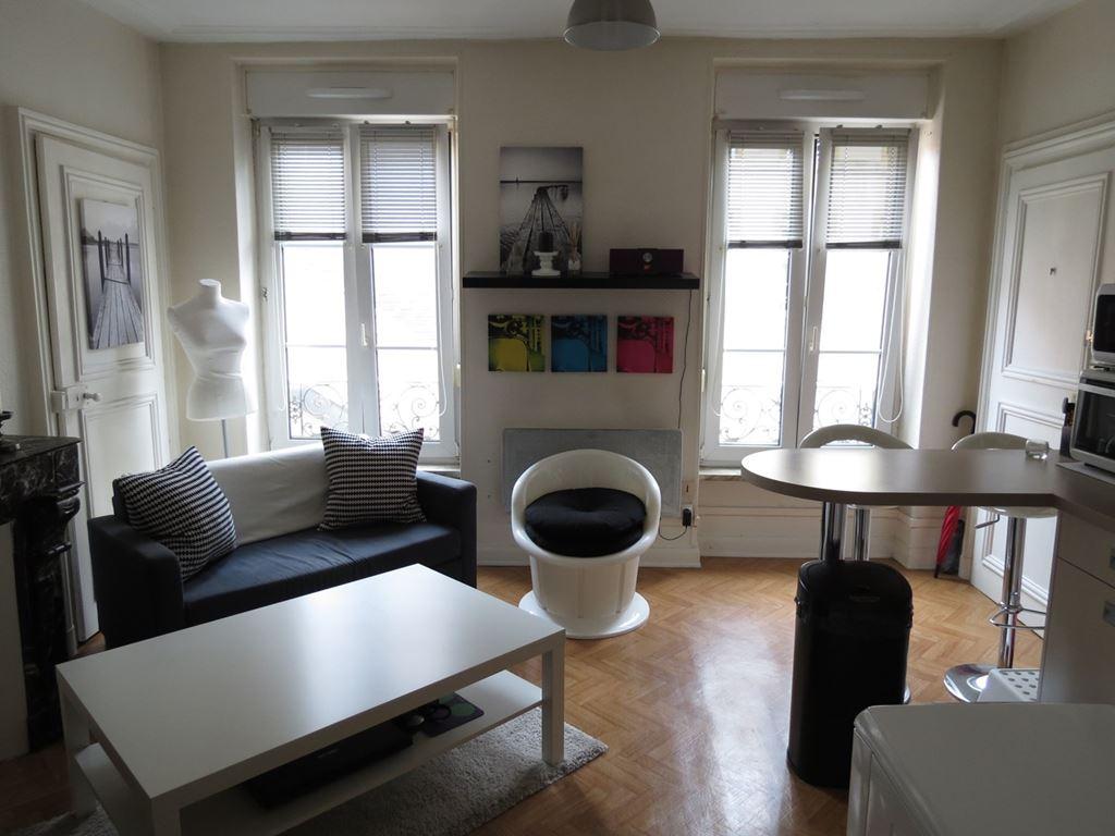 Agence Immobilire  HEIDEIGER IMMOBILIER  Appartement F1 bis  445  METZ 57000