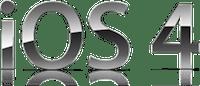 iOS 4 Logo
