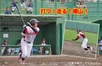 06BULLS vs 兵庫BS リーグ戦 2015.06.07