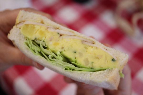 Jay's Sandwichさんのポテサラ
