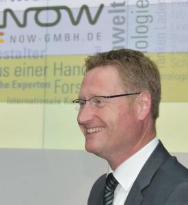 The Managing Director of the National Organisation for Hydrogen and Fuel Cell Technology GmbH, Dr. Klaus Bonhoff, will leave NOW and will in future be head of the Policy Department at the Federal Ministry of Transport and Digital Infrastructure (BMVI).