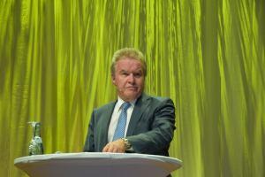 Franz Untersteller, Environment Minister of Baden-Württemberg