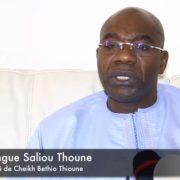 Vidéo – Choc : le fils de Cheikh Béthio Thioune a déclaré : « Que tous les Sénégalais sachent que je tiens pour responsable… »