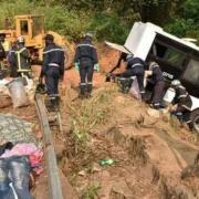 Urgent: 5 morts dans un accident à Thiadiaye