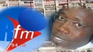 Revue de presse Rfm du jour par El Hadji Assane Gueye