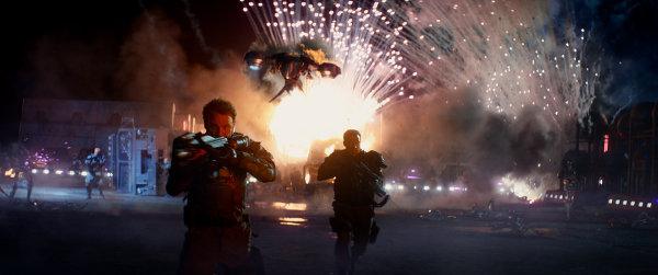C'est quand même Terminator, hein. Faut que ça pète. photo Paramount Pictures