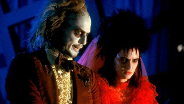 En 1988, Burton avait déjà des goûts bizarres en matière de maquillage. photo Warner Brothers