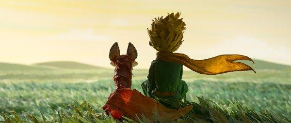 L'animation en papier, bizarre mais finalement assez réussie. image Paramount Pictures