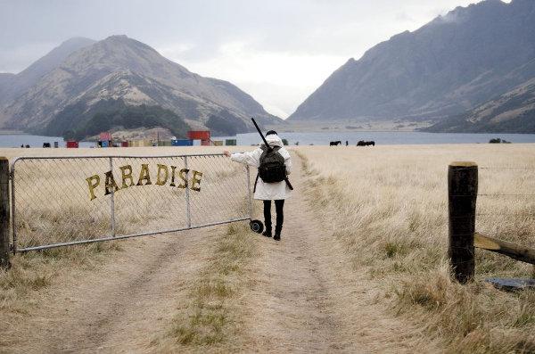 Un lac, des montagnes, si c'est pas le paradis… photo Sundance channel