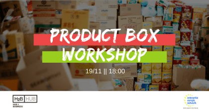 Product Box Workshop
