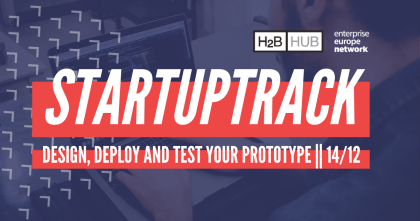 StartupΤrack: Design, Deploy and Test your Prototype
